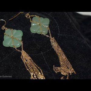 Vintage Ivy Earrings